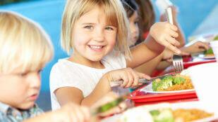 quality food and menu development for the NHS and education sector