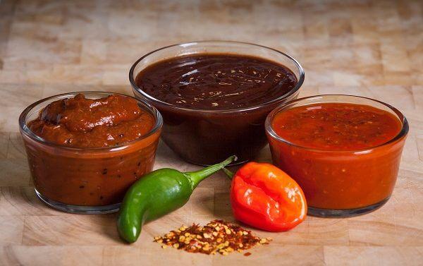 sauce manufacturers uk